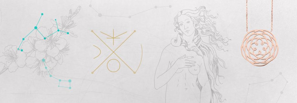 astrologique étoile de Venus