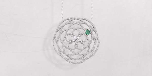 collier personnalisé selon un thème astral