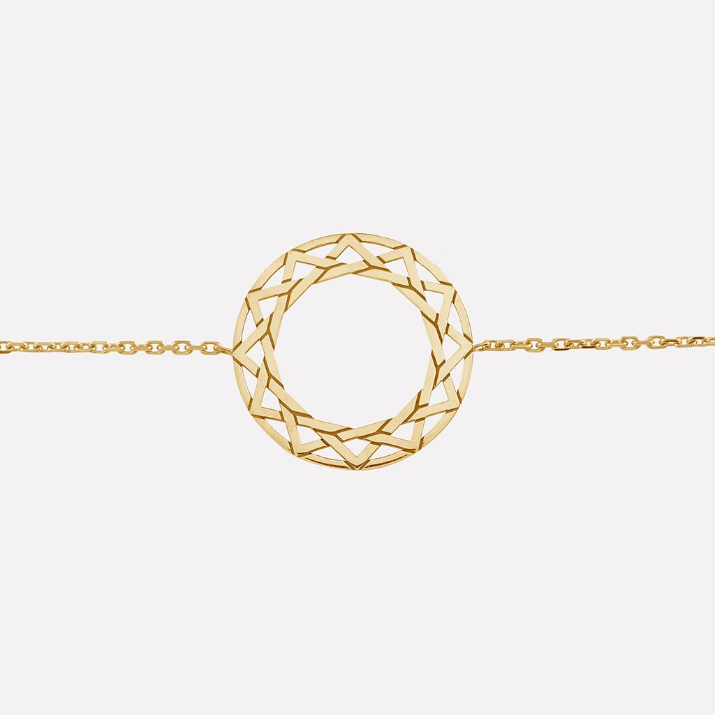 Bracelet Jupiter or