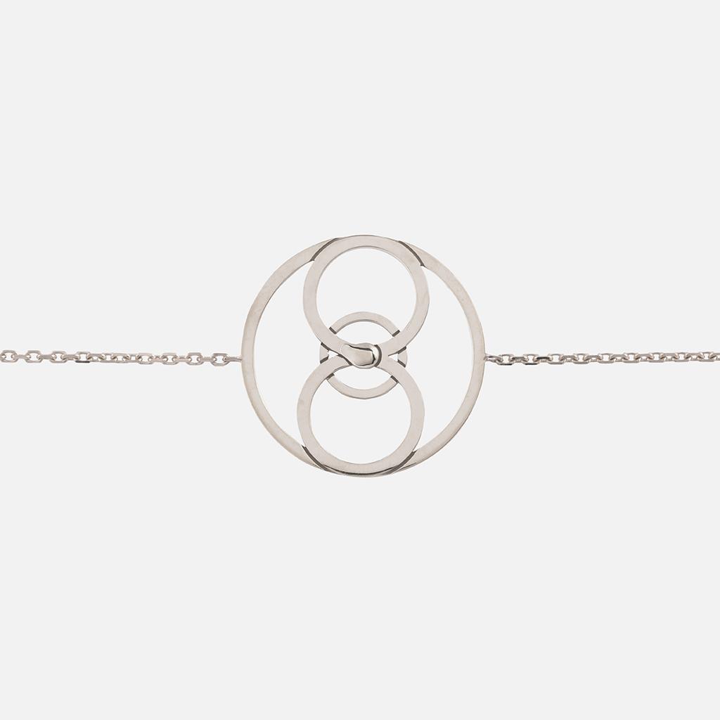 Bracelet Mercure or blanc